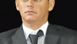 JOLMACIO FILHO PRESIDENTE DA CÂMARA MUNICIPAL DE CATURITÉ